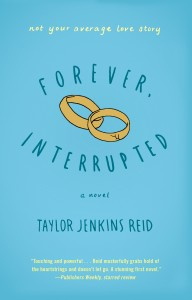 FOREVER, INTERRUPTED book cover