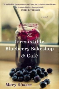 The Irresistible Blueberry Bakeshop & Cafe book cover