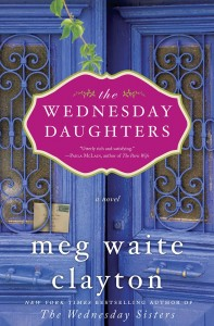 Wednesday Daughters book cover