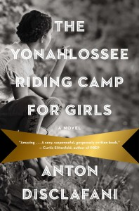 Yonahlossee Riding Camp for Girls book cover