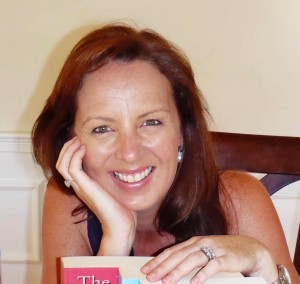 Suzy Duffy author photo