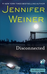 Jennifer Weiner's Disconnected book cover