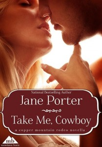 Take Me Cowboy book cover