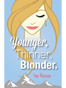 Younger Thinner Blonder blook cover