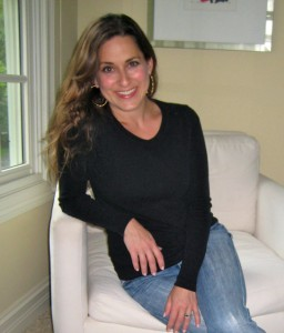 dina silver author photo