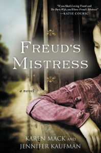 freuds_mistress book cover