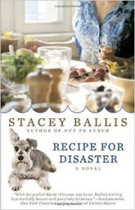 Recipe For Didaster by Stacey Ballis