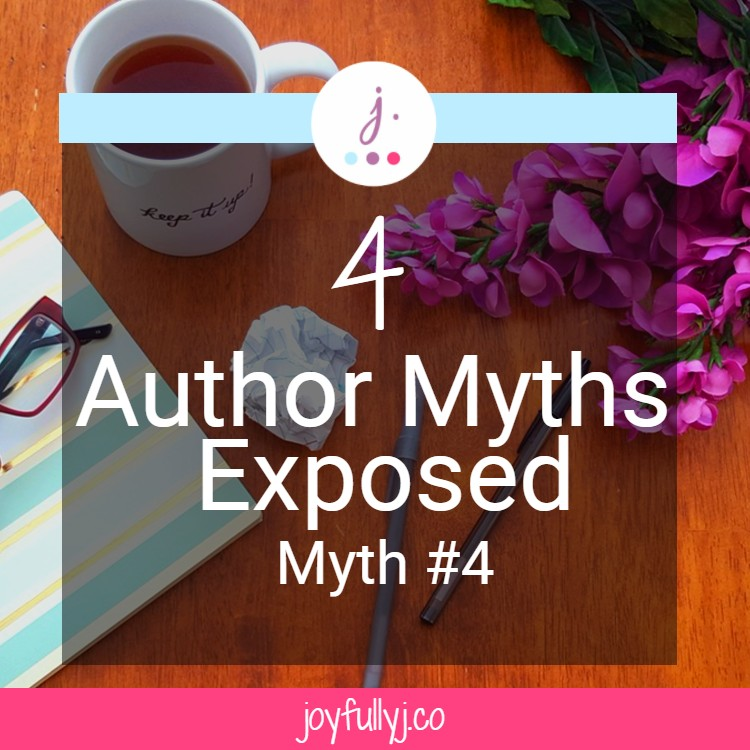 4 author myths