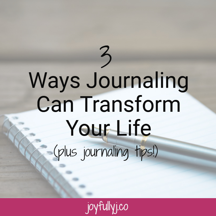 Journaling can transform your life and bring about healing. If you're not sure how to begin journaling, check out this list of tips and learn how journaling can change your life for the better.