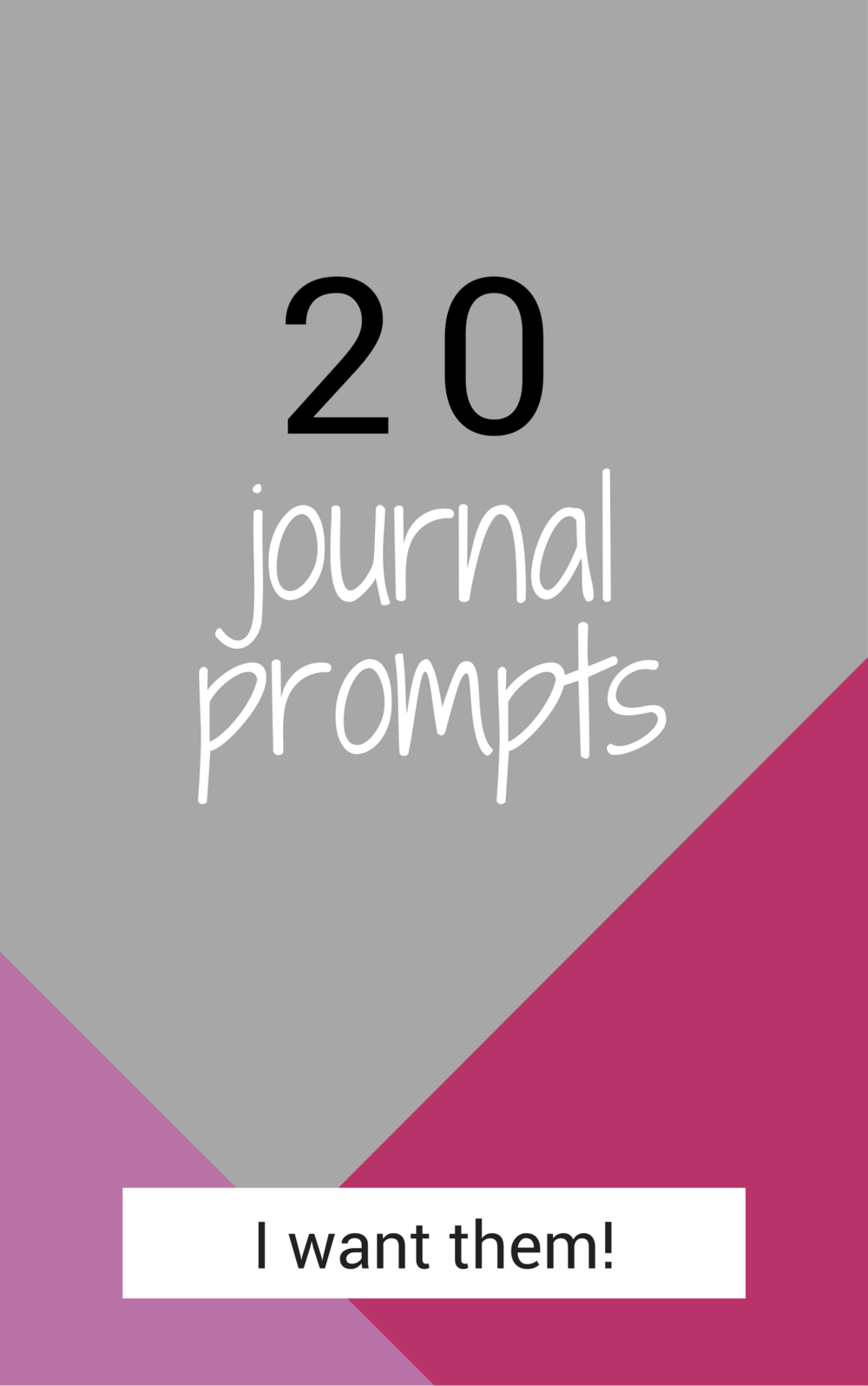 Need some writing inspiration? Try these 20 journal prompts. You'll gain more self-awareness and stretch your creativity with some creative nonfiction writing prompts.