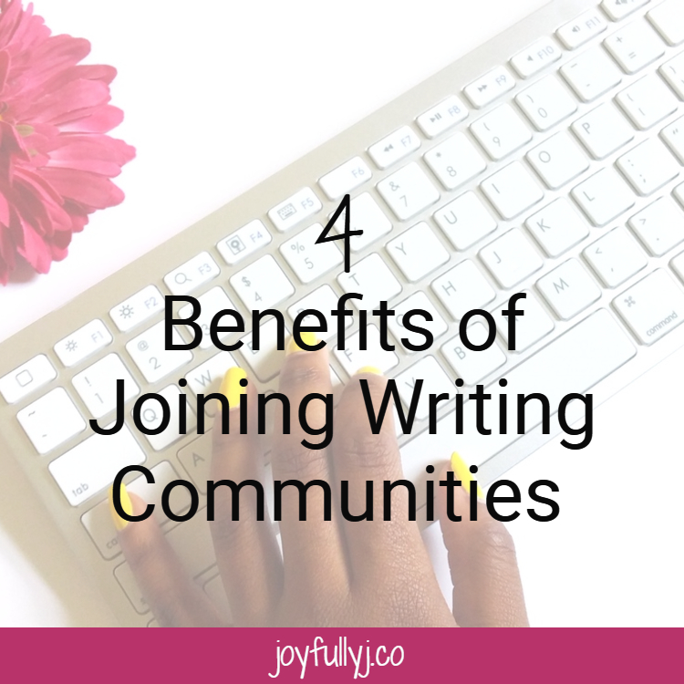 Writers can thrive even more by joining forces with other writers. You can meet writers in many ways, including writing communities. Here are 4 benefits of joining writing communities.
