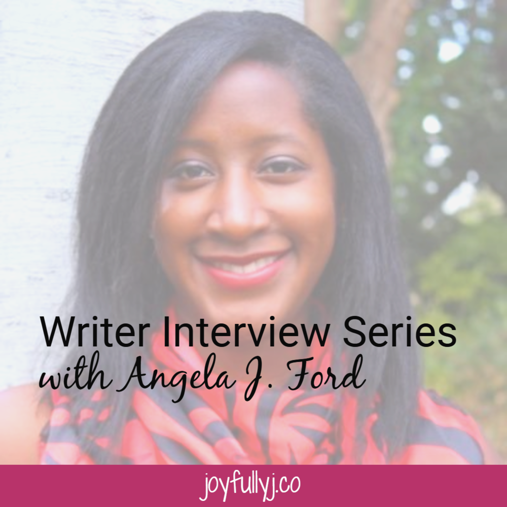 Author and book launch strategist Angela J. Ford shares how she overcame setbacks and learned how to embrace her unique writer journey.