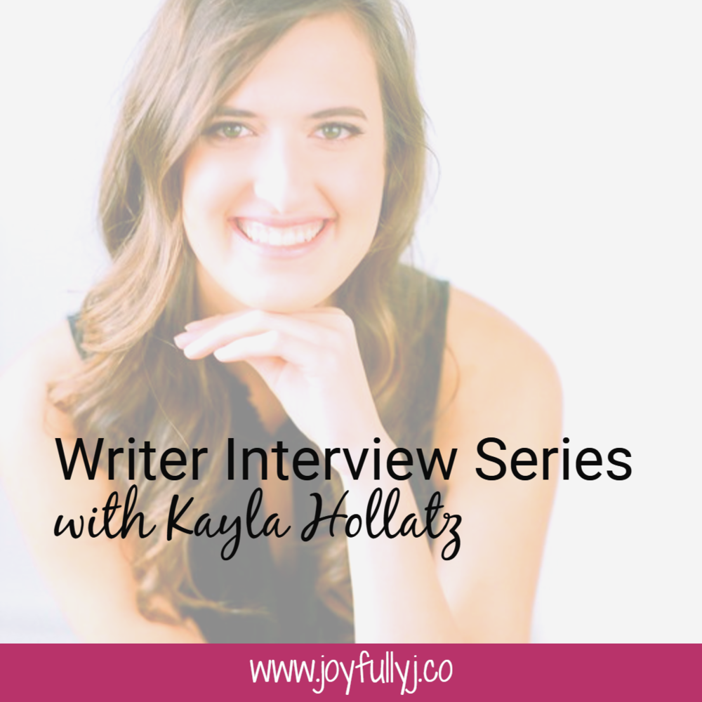 Writers don't need to accept the limitations others try to put on them. Kayla Hollatz shares how she came to find her writing voice and how she learned to share it confidently.