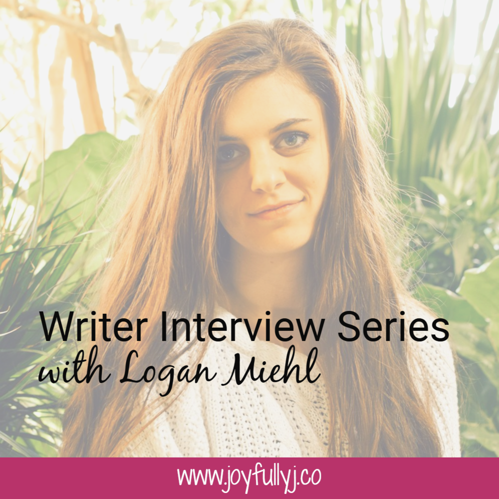 Writer Interview Series with Logan Miehl.png