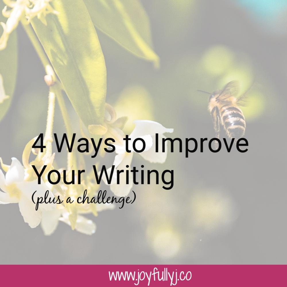there are external and internal strategies writers can use to improve their writing
