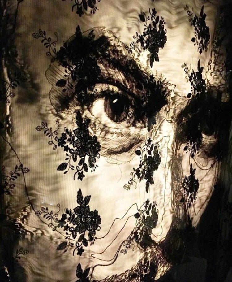 Artist: Eugenia Alcaide /  Insidious  / Main Gallery: Artinformal
