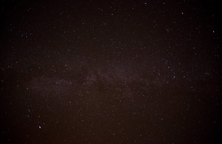 photography: Paolo Esquivel / The Great Rift: Milky Way