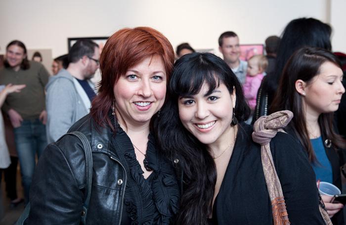 Femme-Fatale-Sherri Trahan and Cristina Natsuko Paulos