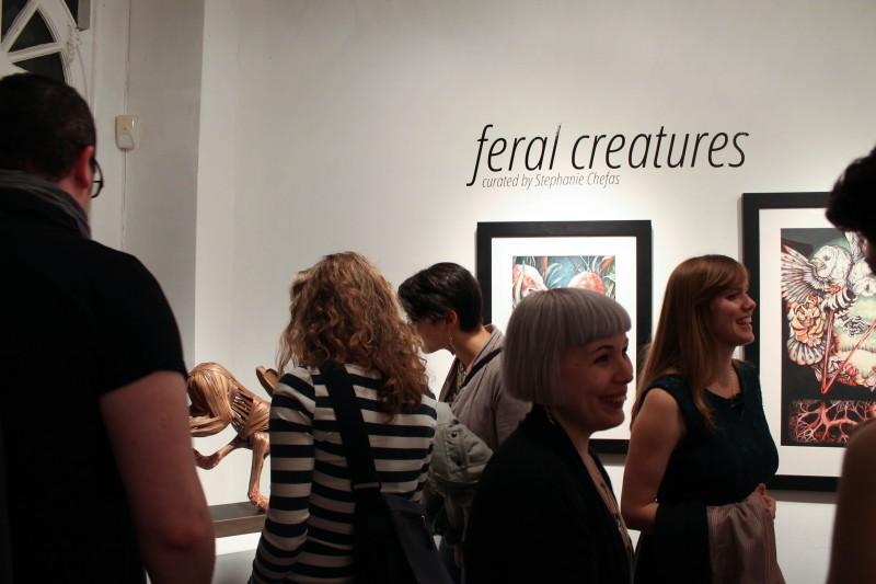 Feral Creatures 2