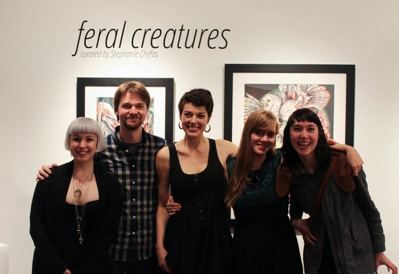 Feral Creatures 8