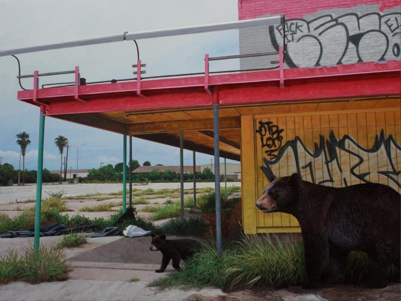 bearspainting