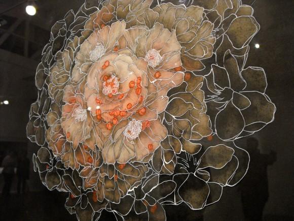 Rose Cascade_detail