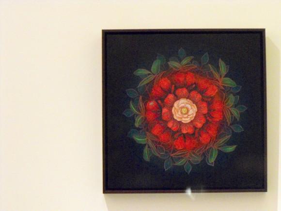 Rose Pinwheel