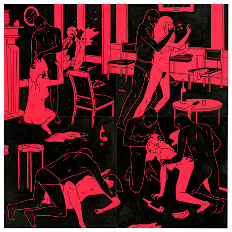 Cleon Peterson We Become What We Are