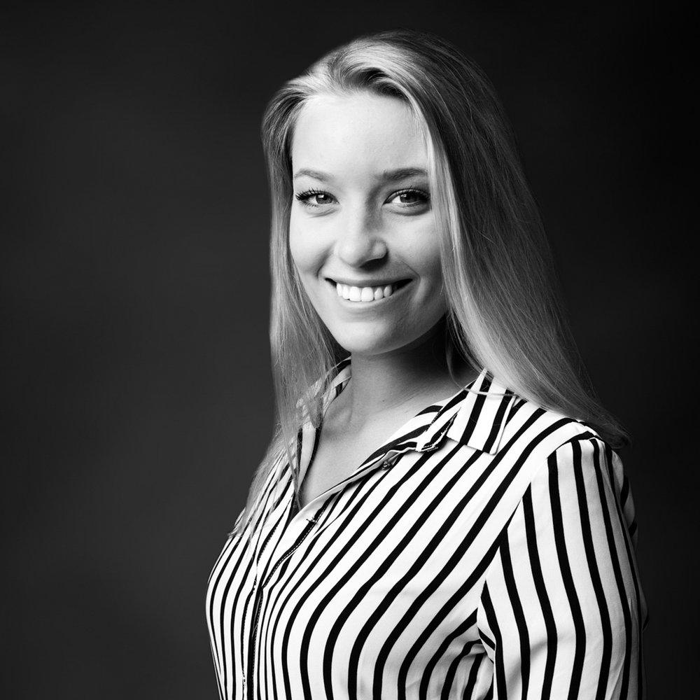 Amanda Lilienthal: Social Coordinator