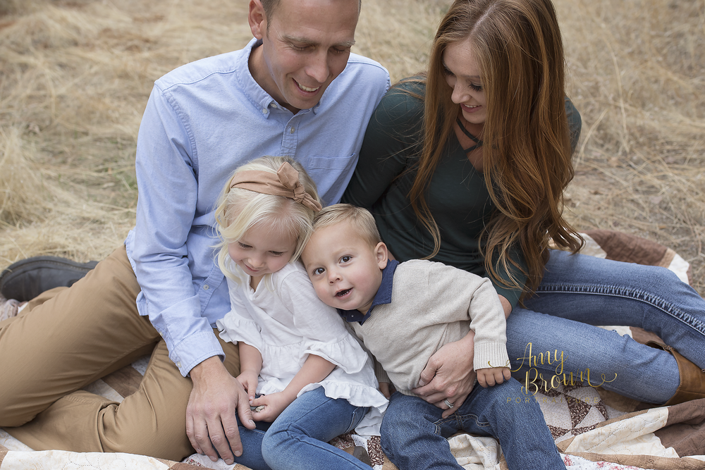 family clothing idea red bluff photographer