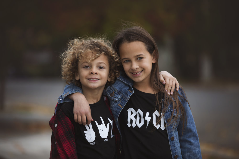 sibling portrait red bluff photographer