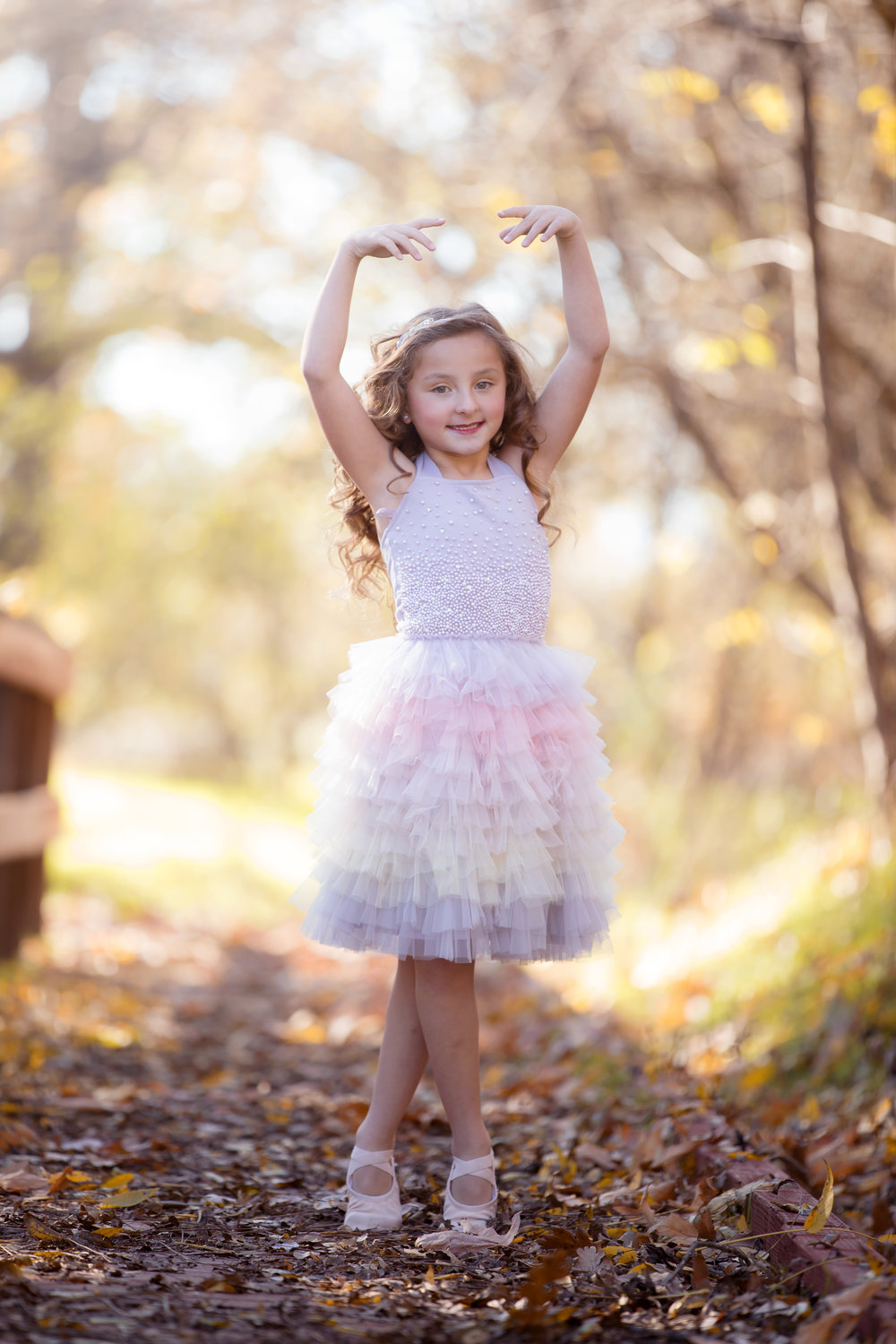child dance portrait red bluff photographer