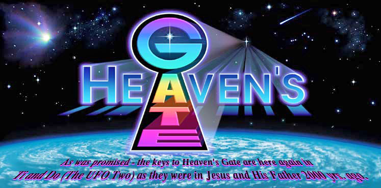 Heaven's Gate website homepage