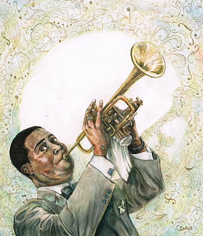 Louis_Armstrong©Stephane_Lauzon