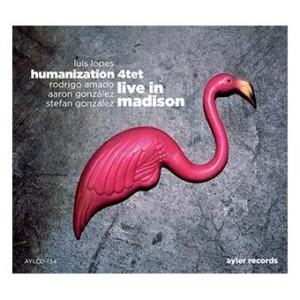Luis Lopes Humanization quartet