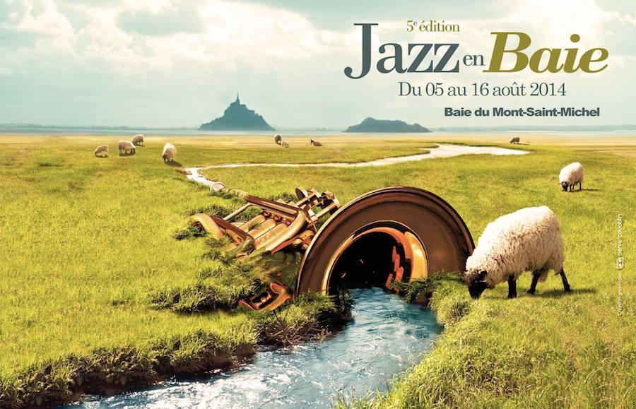 Visuel Festival Jazz en Baie