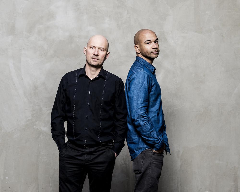 Laurent Coq et Walter Smith III -  Pianiste et Saxophoniste - 13 Fevrier 2015 - Pantin