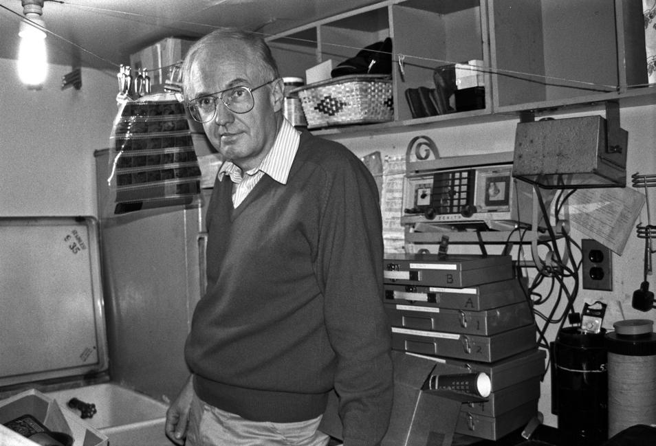 Hank O'Neal. Courtesy of the Milton J. Hinton Photographic Collection