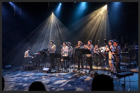Le White Desert Orchestra et l'esprit musical.