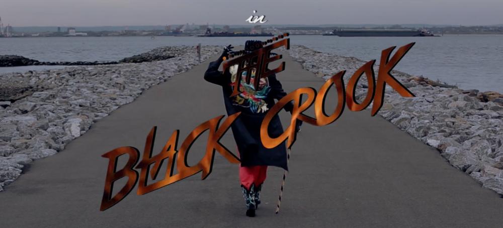 Le clip de « The Black Crook », réalisé par Holy Faya.