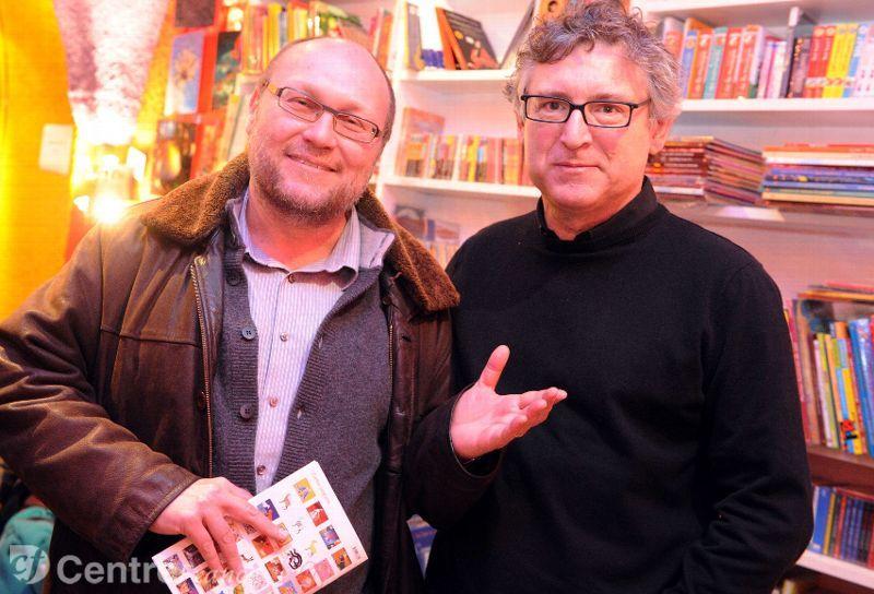 Patrick Frémeaux et Michel Onfray