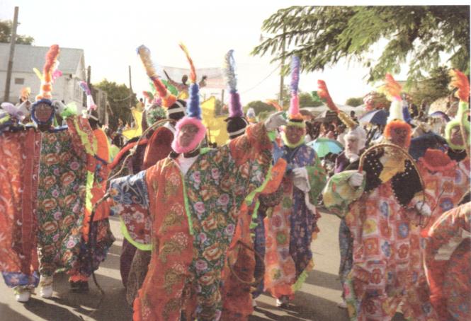 Carnaval à Saint-Christophe