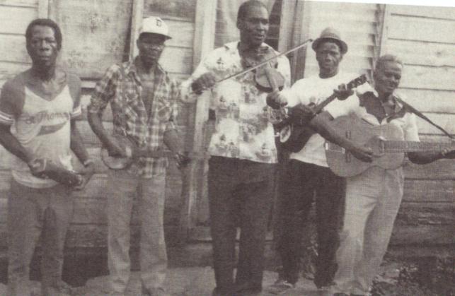 Orchestre à Sainte-Lucie