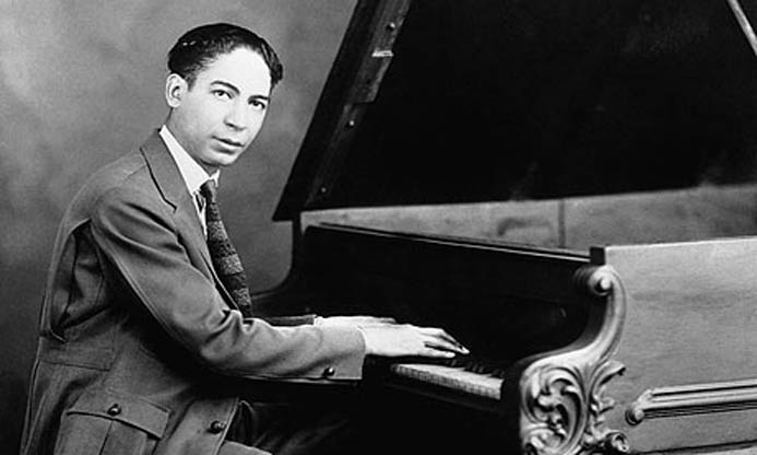 "Jelly Roll Morton, l'autoproclamé ""Originator"" du jazz."