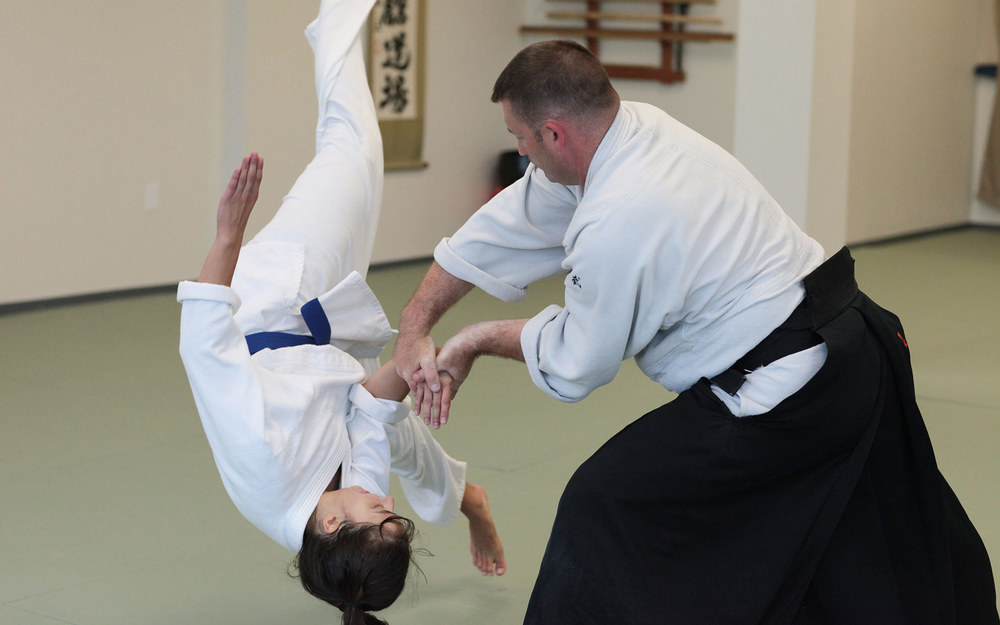 Welcome to Aikido of Mahopac