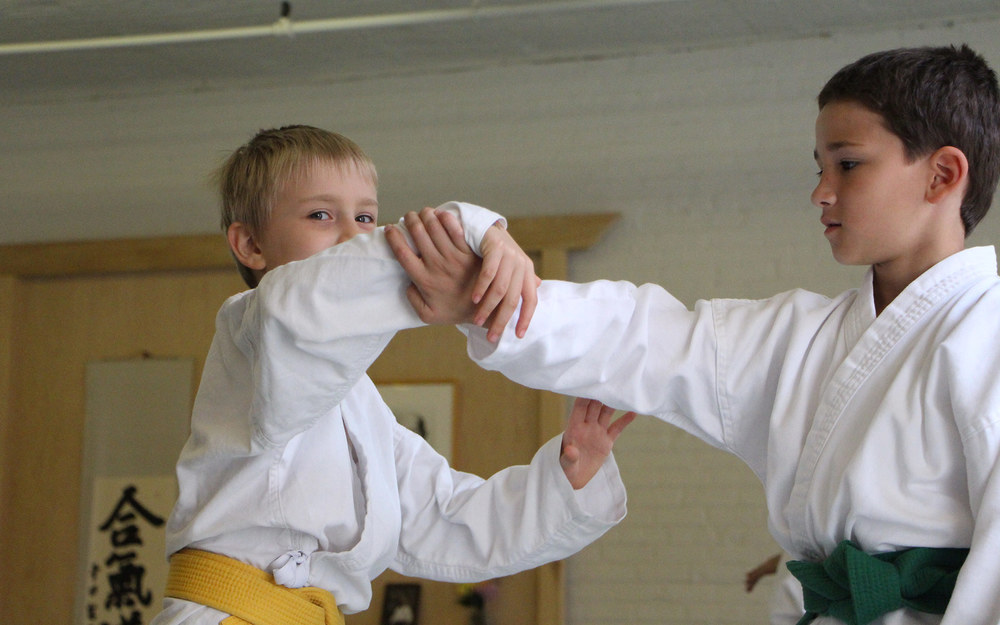 Aikido for Kids