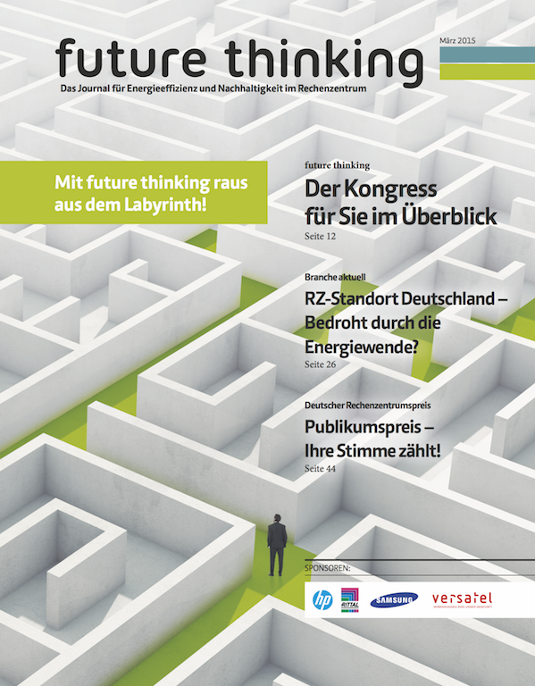 TEXT / REDAKTION future thinking Journal | März 2015