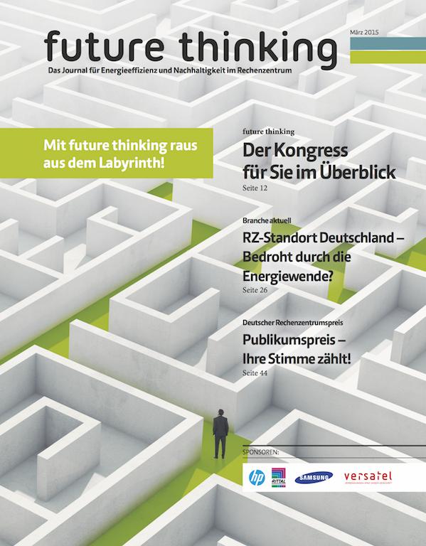future thinking Journal März 2015
