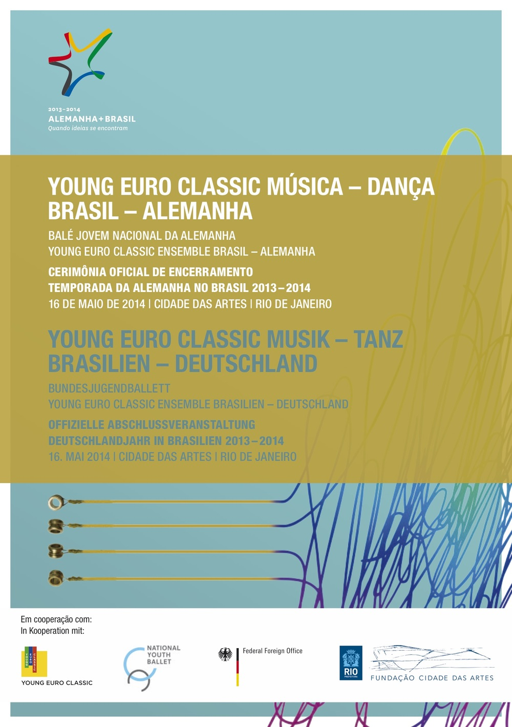 TEXT / REDAKTION Young Euro Classic Brasilien