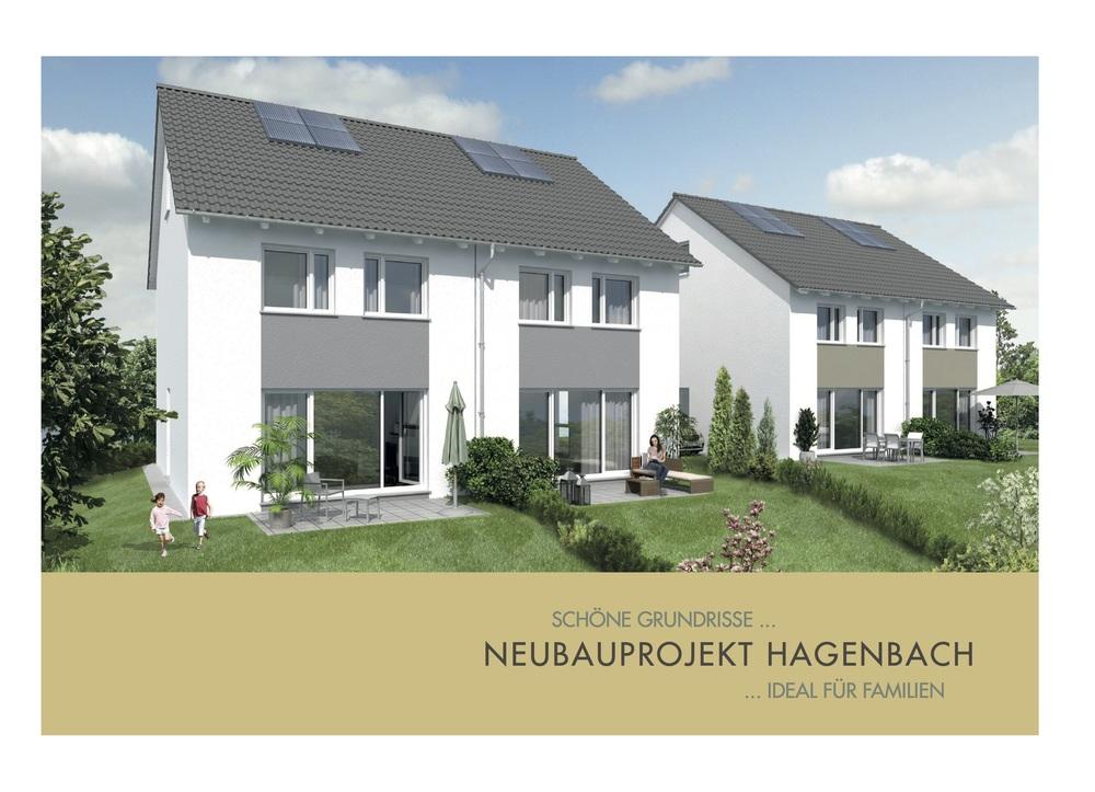 Neubauprojekt Hagenbach